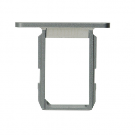 Support carte Sim gris - Card Sim Tray grey - S6