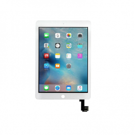 LCD White / Ecran blanc - iPad Air 2