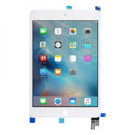 LCD white / Ecran blanc - iPad Mini 4
