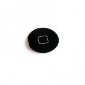 Home Button - Black - iPad 2/3/4