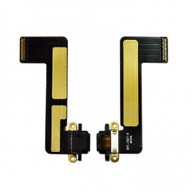 Charging Port Flex Cable - Black - iPad Mini 1