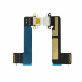 Charging Port Flex Cable - White - iPad Mini 1