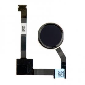 Home Button Assembly With Cable - Black - iPad Mini 4/Air 2/Pro 12.9