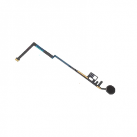 Home Button Assembly With Cable - Black - iPad 5-Air 2017 - iPad 6-Air 2018