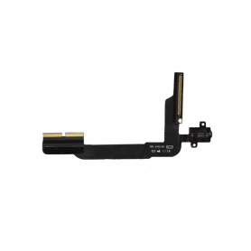 Audio Flex Cable - Black - iPad 3/4
