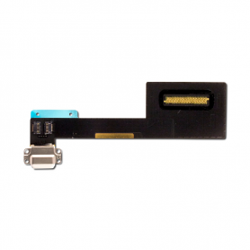 Charging Port Flex Cable - White - iPad Pro 9.7""