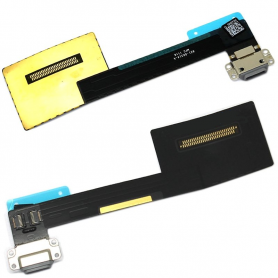 Charging Port Flex Cable - Black - iPad Pro 9.7""