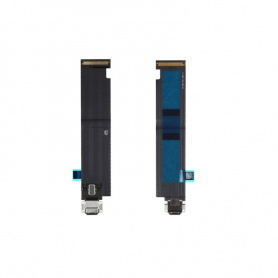Charging Port Flex Cable - White - iPad Pro (12.9)