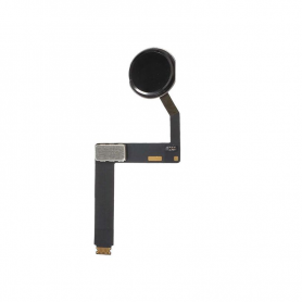 Home Button Assembly with Flex Cable - Black - iPad Pro 9.7""