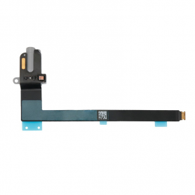 Earphone Jack Flex Cable - Black - iPad Pro 9,7""