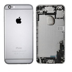 Back Cover Housing Assembly - Grey - iPhone 6 - QA