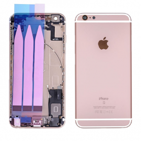 Back Cover Housing Assembly - Pink - iPhone 6S+ - QA