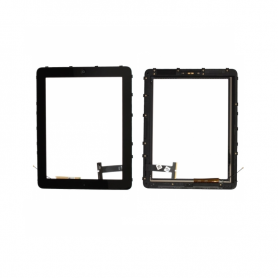 Digitizer with Home Button - Black - iPad 1 WiFi (A1219) - OEM