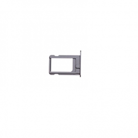 Sim Card Tray - Gray - iP5S/SE - QON