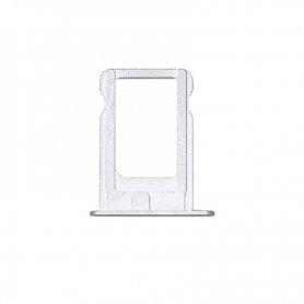 SIM Card Tray - Silver - iP5G - QON
