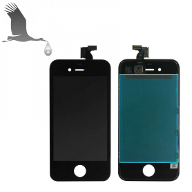 LCD & Digitizer - Black - iP4