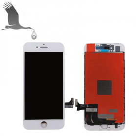 LCD & Digitizer - White - iPhone 8 - oem
