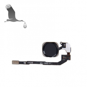 Home Button - Black - iPhone 5S/SE - OEM