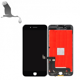 LCD & Digitizer - Black - iP7+ /  Original QOR