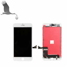 LCD & Digitizer - White - iP7+ /  Original QOR