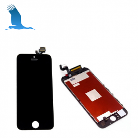 LCD & Digitizer - Black - iP6+ /  Original QOR