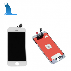 LCD & Digitizer - White - iP6+ /  Original QOR