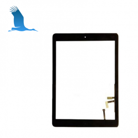 Touchscreen + Home Button - Black - iPad Air (A1474 - A1475 - A1476) - OEM