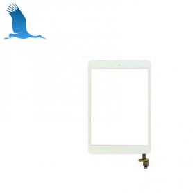 Touchscreen + Home Button - White - iPad Mini 1 (A1432-A1454-A1455) - OEM
