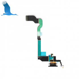 Charger flex cable - Black - iPX - OEM