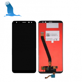 LCD, Touchscreen - Black - 02351QCY - Huawei Mate 10 Lite