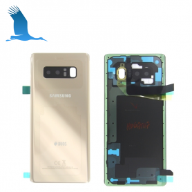Backcover - Gold - Samsung Galaxy Note 8 (SM-N950F) GH82-14979D - Service pack