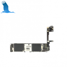 Motherboard - iPhone 6S - QOR - With Touch ID