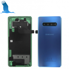 Back cover - Prism Blue - S10+ G975F - GH82-18406C