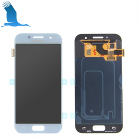 LCD Touchscreen - Blue - Galaxy A3 (2017) - A320F - GH97-19732C