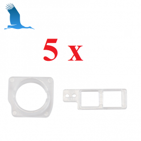 5 x Bracket for Front Sensor & Camera - iP8+  QON