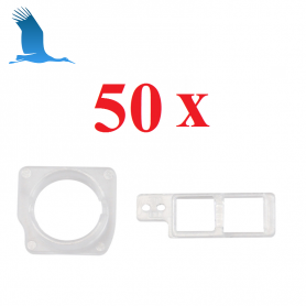 50 x Bracket for Front Sensor & Camera - iP8+  QON