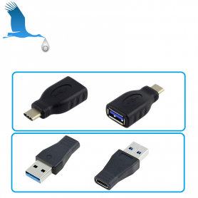 copy of USBC female to USB male Converter