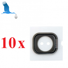 10 x Home Button Rubber Gasket - iP 5S/SE