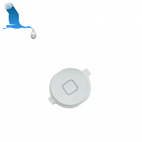 Home Button - White - iPhone 4S