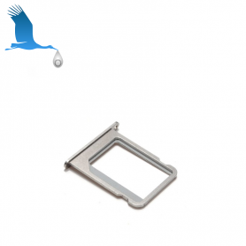 Sim Card Tray - Silver - iPhone 4/4S
