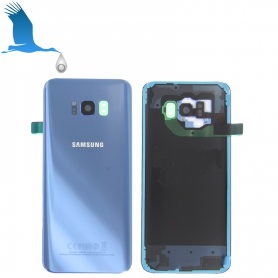 Back Cover - Blue - Service Pack - Samsung S8 Plus (SM-G955)