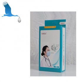 Protective mask - Box of 20 pieces