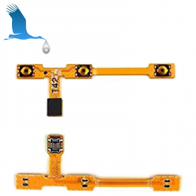 Volume and power flex cable - Galaxy Tab 3.10.1 - P5200 GH59-13233A