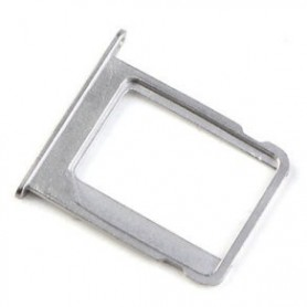 Tiroir Carte SIM iPhone 4 / 4S - Blanc