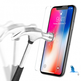 Tempered glass without edge - iPhone X / Xs / 11Pro