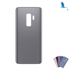 Back cover - Grey (Titane Gray) - Samsung S9 (SM-G960)