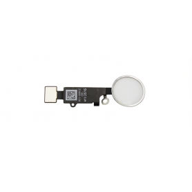 Home button silver for iPhone 8