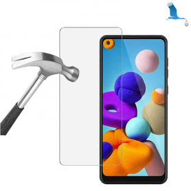 Security glass - Without edge - S10 Lite / A91