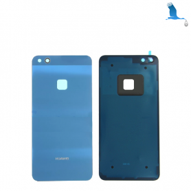 Back cover glass with lens - Huawei P10 Lite (WAS-L21) - qor