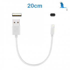 Lightning USB cable - Pro (20cm)
